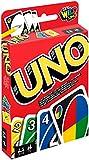 Mattel Games W2087 - UNO Kartenspiel, geeignet für 2 - 10...