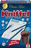 Schmidt Spiele 49203 Classic Line: Kniffel mit großen...