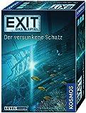 KOSMOS Spiele 694050 - EXIT - Das Spiel - Der versunkene...