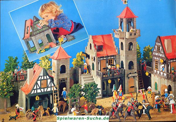 Playmobil Katalog Spielwaren Suche