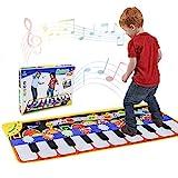 RenFox Piano Matte, Tanzmatten Klaviermatte Musikmatte...