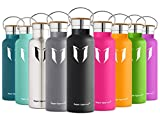 Super Sparrow Trinkflasche Edelstahl Wasserflasche - 500ml &...
