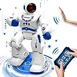 HOMOFY Ferngesteuertes Roboter Spielzeug für Kinder RC...