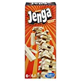 Hasbro - Jenga Classic, Kinderspiel das die...